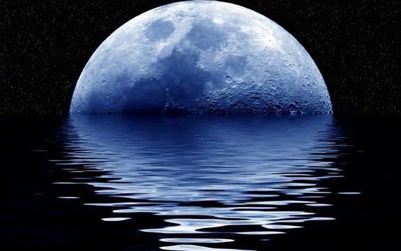 La luce karmica della Luna