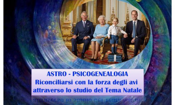 ASTRO-PSICOGENEALOGIA: TEMA NATALE E STORIA FAMILIARE (prima parte), di Roberta Turci