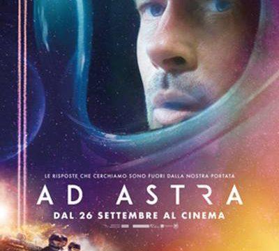 """""""Ad Astra"""": il viaggio metaforico di un ragazzo che diventa uomo, uccidendo (l'immagine di) suo padre, di Roberta Turci"""