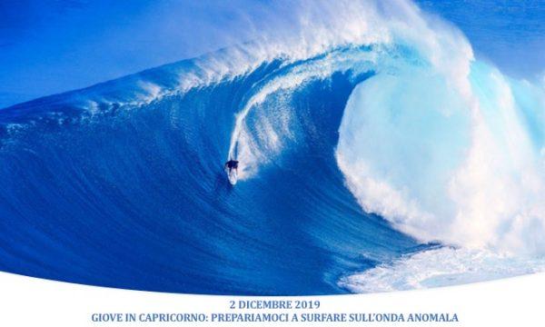 2020, l'onda anomala. Atto primo: Giove in Capricorno, di Roberta Turci