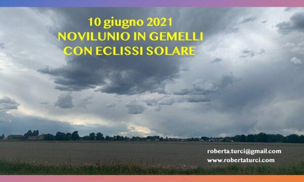 Eclissi Solare in Gemelli: riscrivi la tua storia!